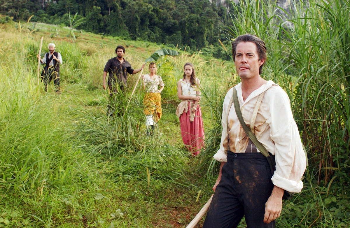 «Таинственный Остров Фильм 2005» — 2001