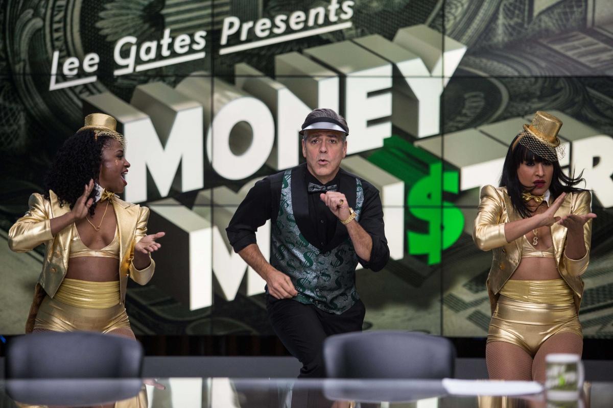 Кадр Финансовый монстр - фильм с Клуни и Робертс смотреть онлайн