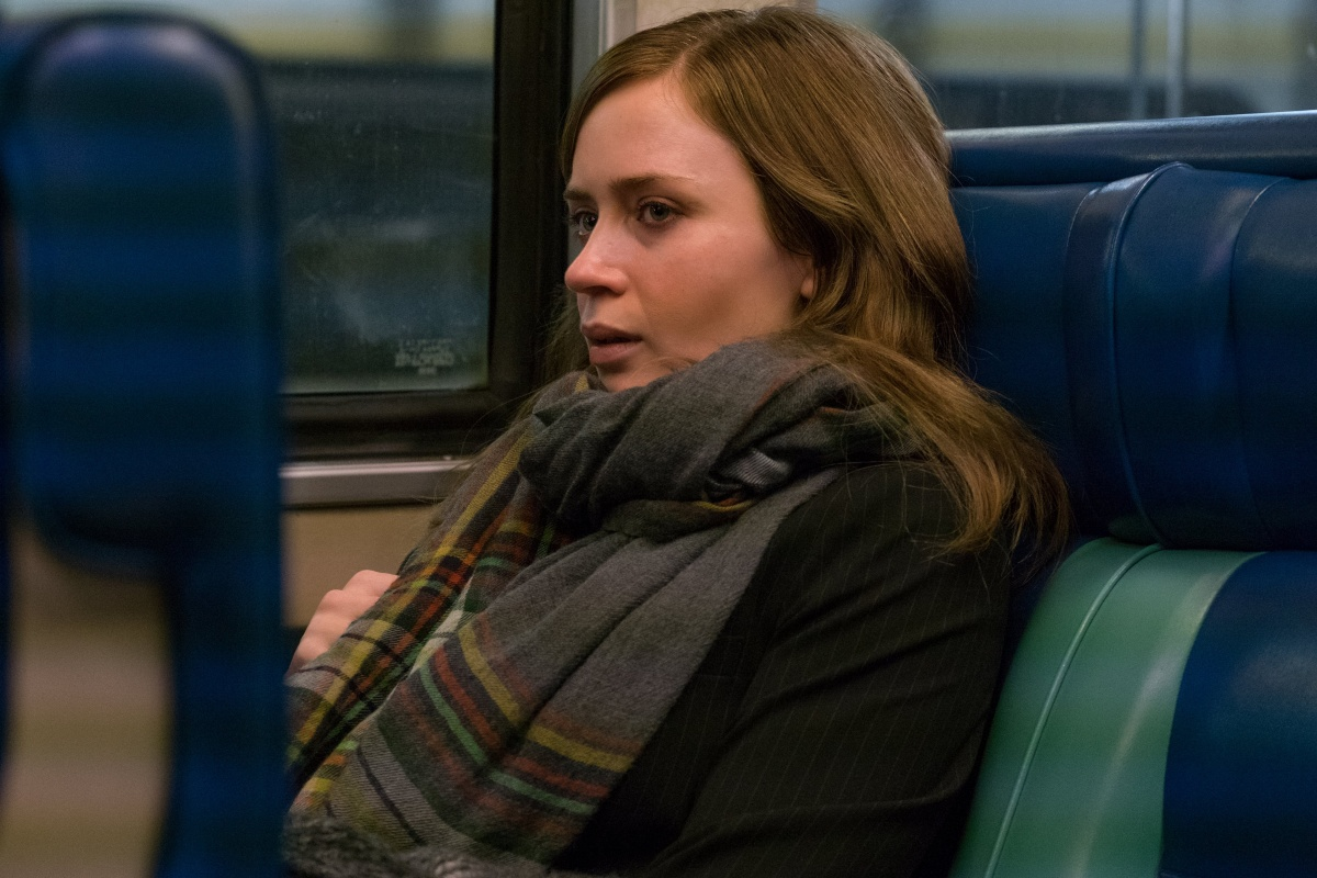 Девушка в поезде / The Girl on the Train (2016)