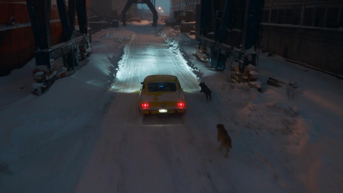 Скандинавский форсаж: Гонки на льду / Børning 2 (2016)