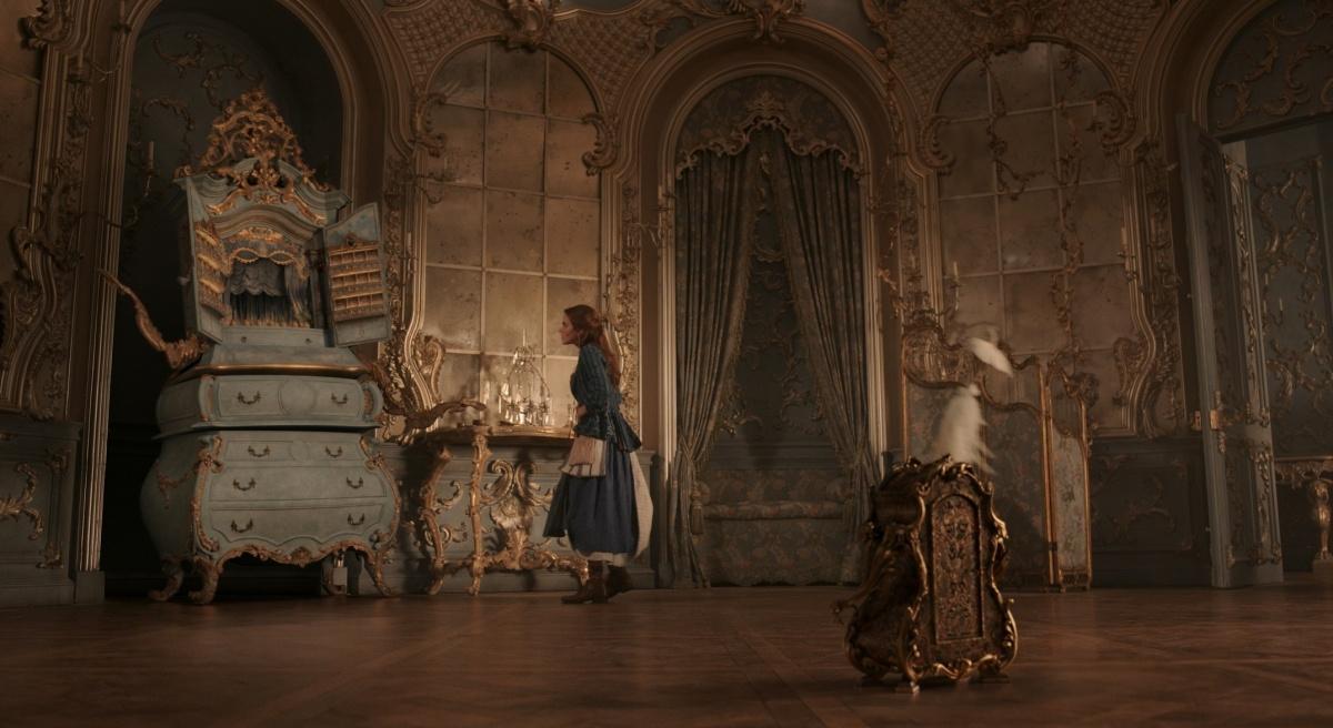 Кадр Красавица и чудовище - фильм сказка смотреть онлайн