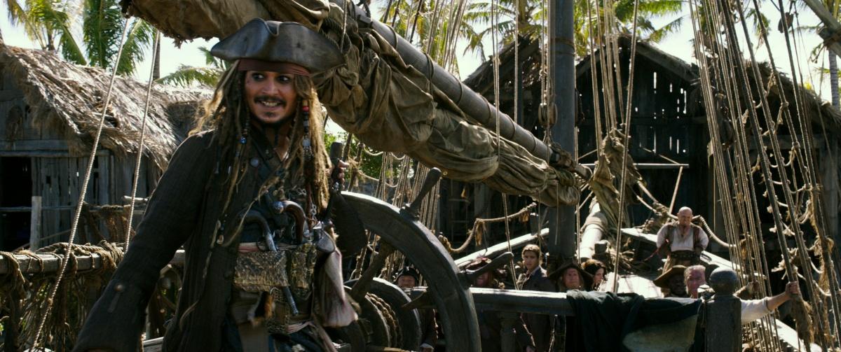 Кадр Пираты Карибского моря: Мертвецы не рассказывают сказки 2017 смотреть фильм онлайн
