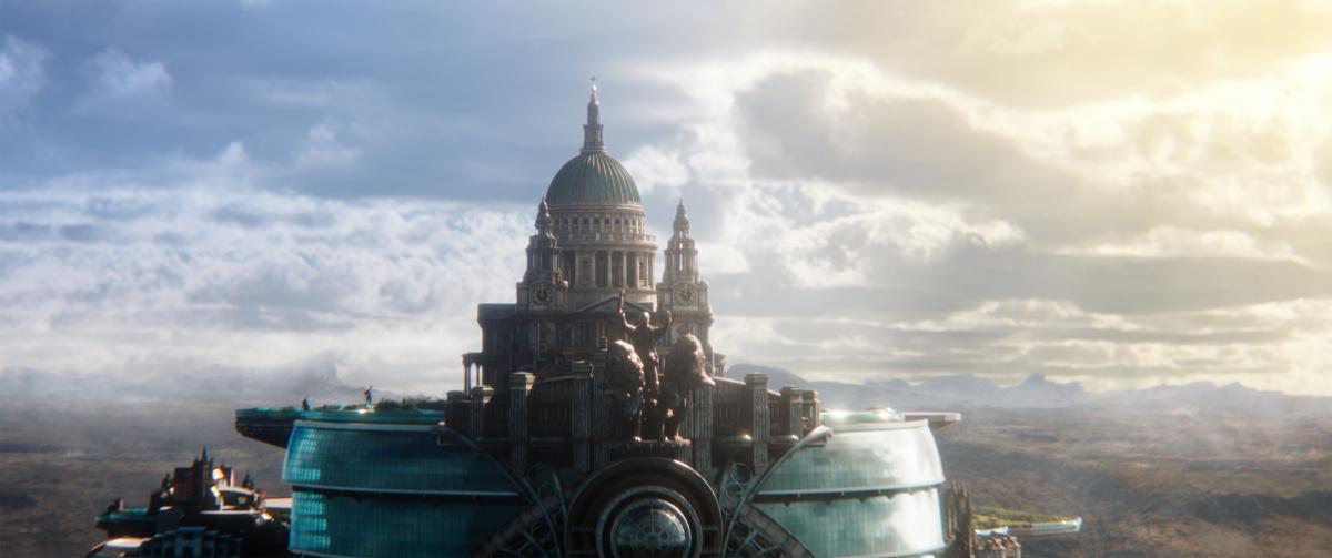 Хроники хищных городов / Mortal Engines (2018)