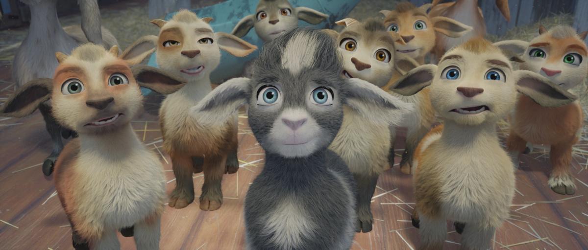 Эллиот / Elliot the Littlest Reindeer (2018)