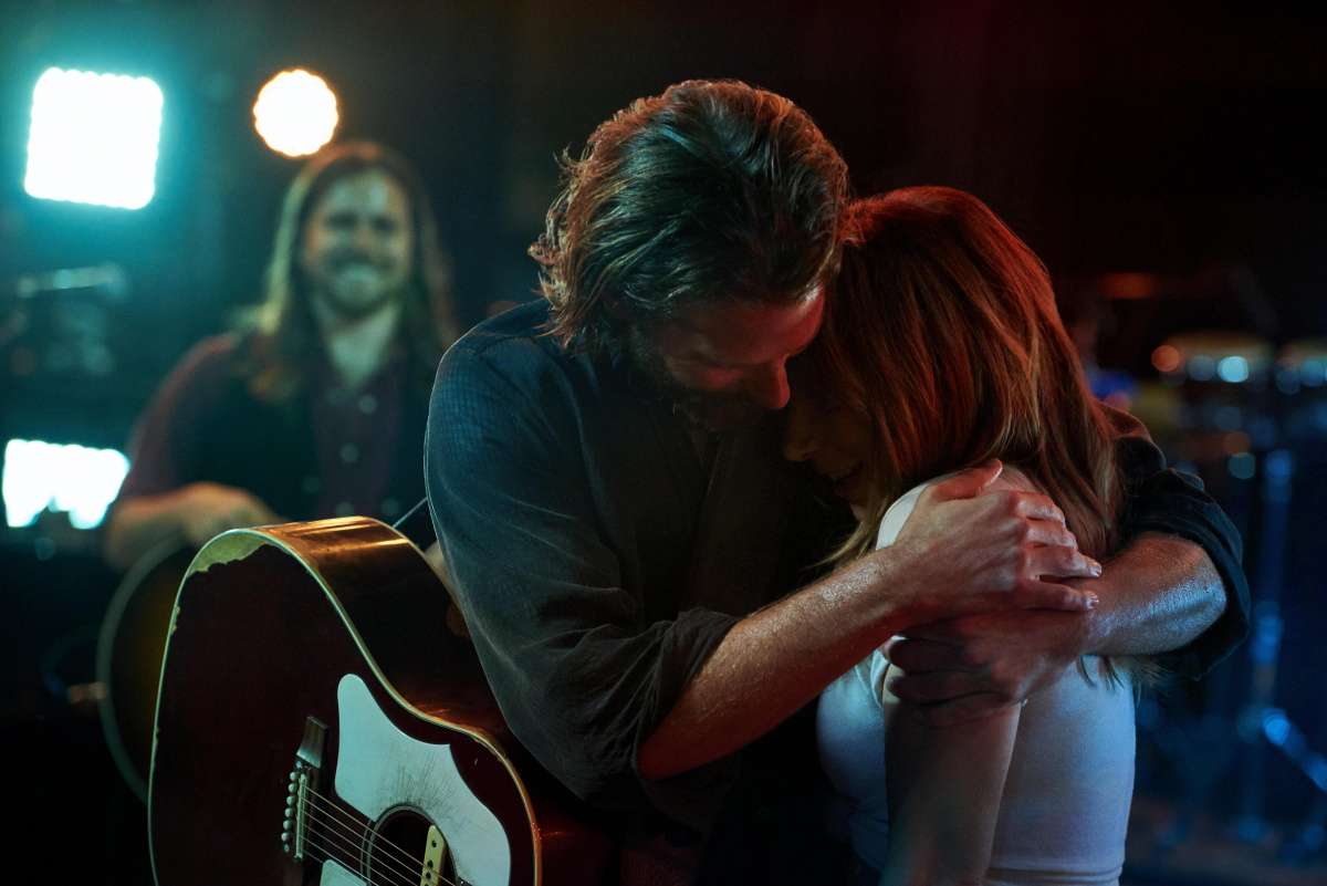 Звезда родилась / A Star Is Born (2018)