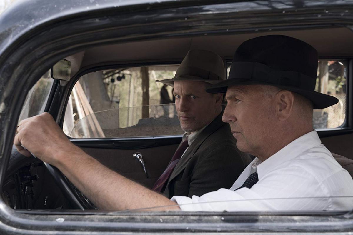 В погоне за Бонни и Клайдом / The Highwaymen (2019)