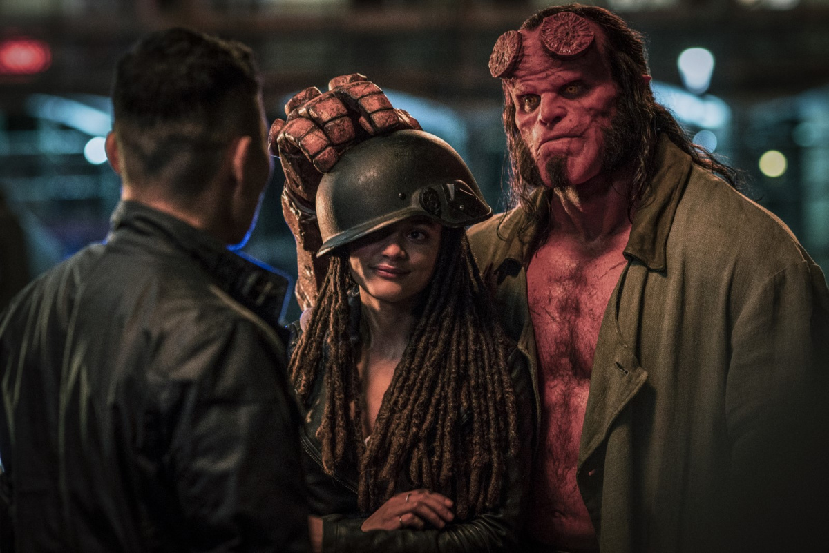 Хеллбой / Hellboy (2019)