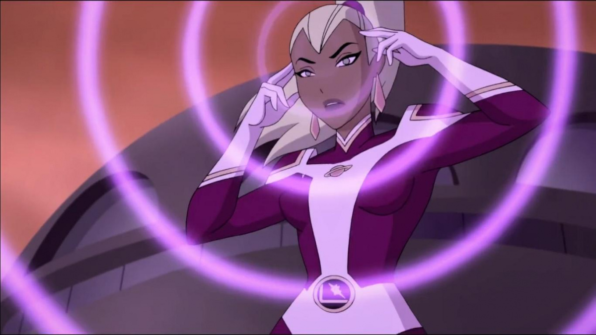 Лига справедливости против Смертоносной пятерки / Justice League vs. the Fatal Five (2019)