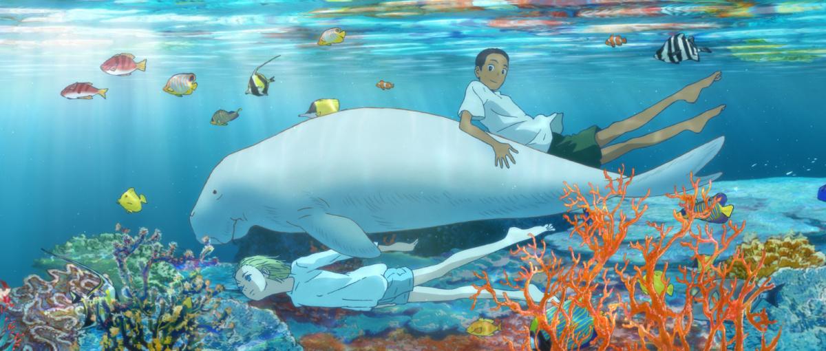 Дети моря / Kaijuu no Kodomo (2019)