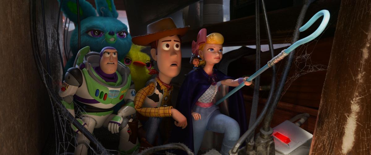 История игрушек4 / Toy Story4 (2019)