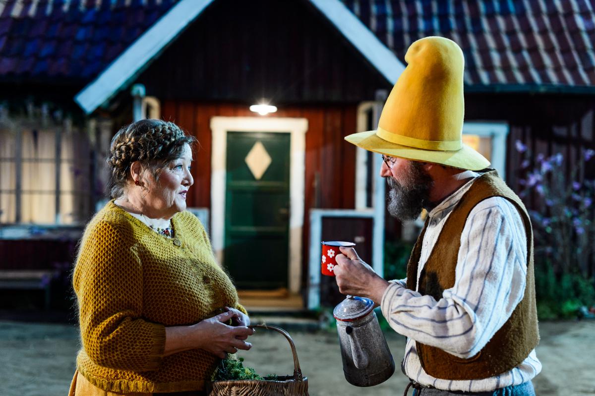Петсон и Финдус. Финдус переезжает / Pettersson und Findus - Findus zieht um (2018)