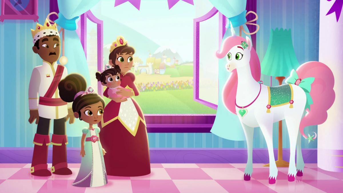 Щенячий патруль: Мегащенки и Нелла, отважная принцесса / Paw Patrol (2019)