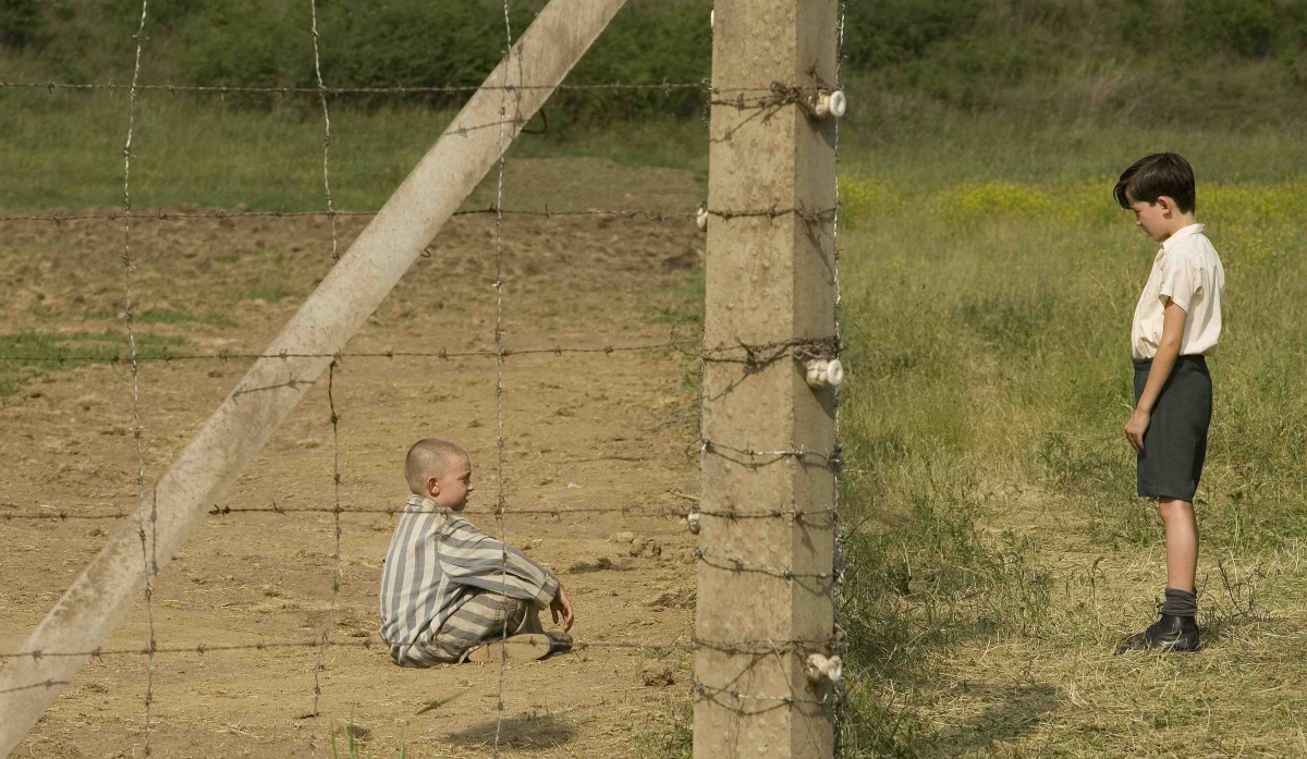 Мальчик в полосатой пижаме / The Boy in the Striped Pyjamas (2008)