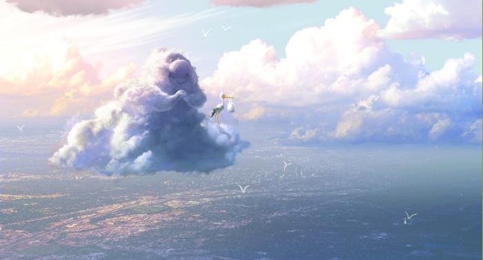 Переменная облачность / Partly Cloudy (2009)