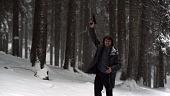 Белый снег 2010 кадры