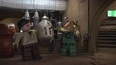 Lego Звездные войны: Награда Бомбада 2010 кадры