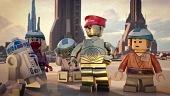 Lego Звездные войны: Падаванская угроза 2011 кадры