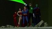 Лига справедливости: Гибель 2012 кадры