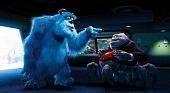 Корпорация монстров (2001) - смотреть мультфильм онлайн в HD 2001 кадры