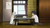 Невиданный цветок (2011) - японский аниме мультфильм смотреть онлайн 2011 кадры