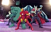 Команда «Мстители» 2013 кадры