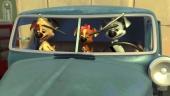 Белка и Стрелка: Озорная семейка 2011 кадры