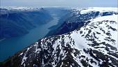 Дикая природа Скандинавии 2011 кадры