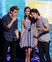 12-я ежегодная церемония вручения премии Teen Choice Awards 2011 2011 кадры