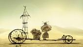 Ку! Кин-дза-дза 2012 кадры