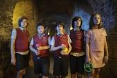 Зип и Зап. Клуб стеклянных шариков / Zipi y Zape y el club de la canica (2014)