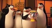 Пингвины Мадагаскара 2014 кадры