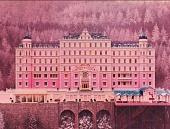 Отель «Гранд Будапешт» 2014 кадры