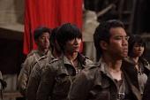 Атака титанов. Фильм первый: Жестокий мир / Shingeki no kyojin (2015)