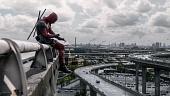 Фантастический боевик - Дэдпул смотреть онлайн 2016 кадры