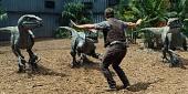 Мир Юрского периода (2015) - фильм про динозавров смотреть онлайн 2015 кадры