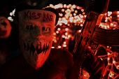 Судная ночь 3 - последняя часть фильма ужасов смотреть онлайн 2016 кадры