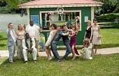Свадебный угар - милая комедия с пошлыми шутками смотреть онлайн 2016 кадры