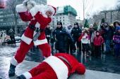 Плохой Санта 2 2016 кадры