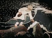 кадр №2 из фильма Сказка о рыбаке и рыбке (1950)