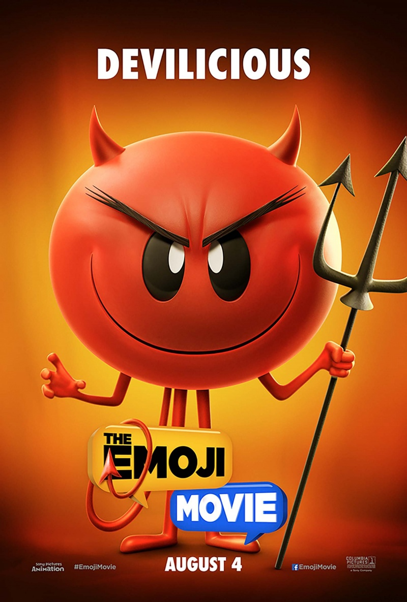 Эмоджи фильм / The Emoji Movie (2017)