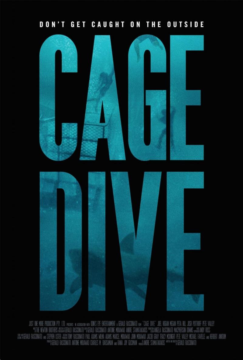 Над глубиной: Хроника выживания / Open Water 3: Cage Dive (2016)