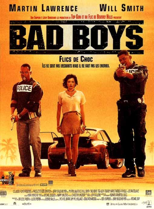 [IPhone] Сиквел Плохие Парни 1-2 / Bad boys 1-2 (Майкл Бэй) [1995-2003 г.г., Боевик, триллер, комедия, криминал, DVDRip]