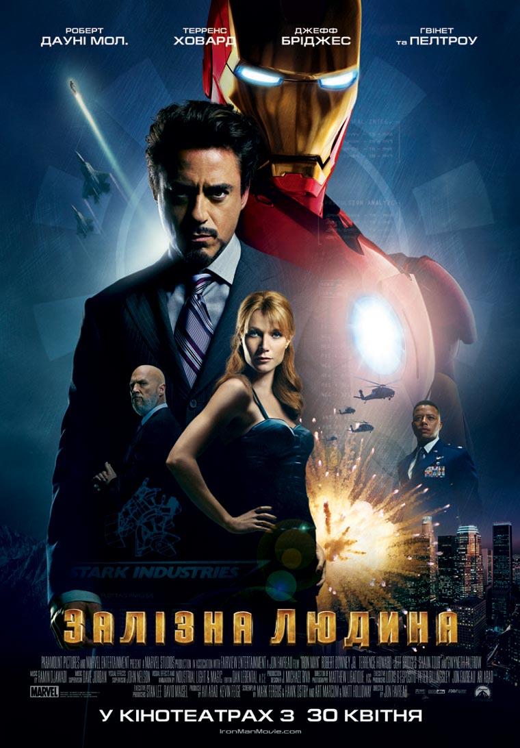 Все фильмы про супергероев