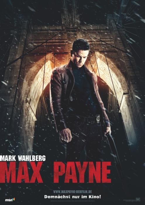 Макс Пейн / Max Payne (2008/DVDRip/1400MB)