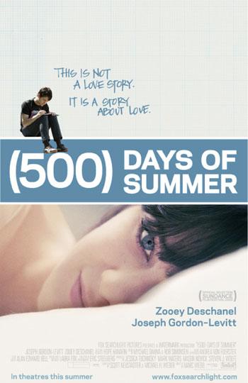 Смотреть 500 дней лета / (500) Days of Summer (2009) онлайн
