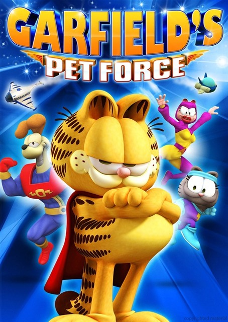 Garfield's Pet Force (Garfield's Pet Force)