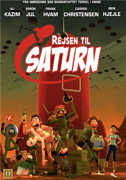 Экспедиция на Сатурн (Rejsen til Saturn)