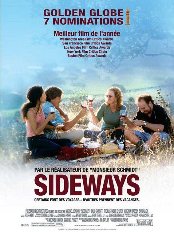 На обочине / Sideways (Александр Пэйн / Alexander Payne) [2004 г., Драма, комедия, DVD9 (custom)] MVO (Tycoon) + Dub + original + rus sub + multisub