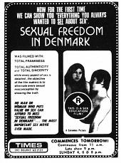 Сексуальная свобода в дании