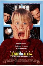 Смотреть Один дома (1990) онлайн